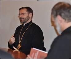 Новым Главой УГКЦ стал епископ Святослав (Шевчук)